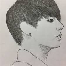 Bts jimin drawing easy strasshotfix net. Suga Bts Drawing Easy Bts Drawings Kpop Drawings Easy Drawings