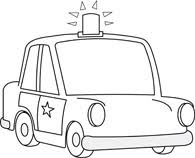 car clipart black and white. Fine White Car Cartoon Outline Size 61 Kb And Clipart Black White