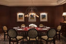Private Dining Rooms Decoration Awesome Decorating Design