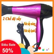Máy sấy tóc 2 chiều nóng lạnh giá rẻ - Máy Sấy Tóc 2 Chiều Panasonic 2600w  (Hàng Cao Cấp Chống Giật).