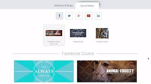 Social Media Design Templates Easily Create Social Media Graphics In Visme Visme