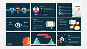 business presentation templates think business presentation template by design bundles