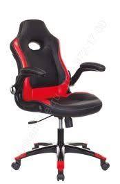 <b>Кресло</b> игровое Детское <b>VIKING</b>-<b>1N</b>/BL+RED для роста 120-145 см