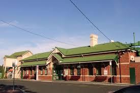 Bacchus Marsh railway station
