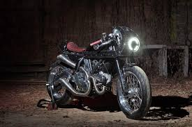 return of the cafe racers mixed message south garage cafe racer