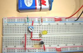 simple heat sensor or temperature sensor circuit diagram simple heat sensor or temperature sensor circuit