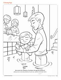 Small Picture Coloring Page friend