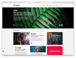Design Grids For Web Pages 33 Masonry Grid Wordpress Themes 2019 Colorlib