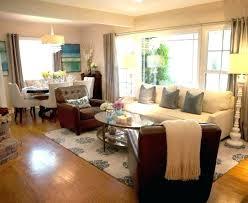 Decorating Rectangular Living Room Model New Decoration
