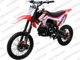 m 125 full manual kick start 125cc dirt bike
