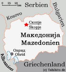 Building of the institutional capacity of the investigative centres. Nordmazedonien Tabibito Reiseseiten