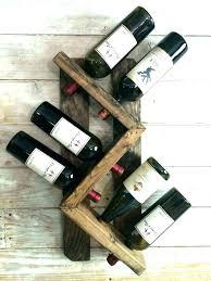 wine racks wooden wall wine rack wood plans mount glass mounted racks u