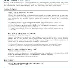 Retail Sales Executive Resume Summary For Resume Retail Nppusa Org