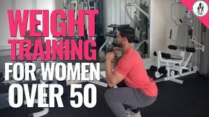 full body workout for women over 50