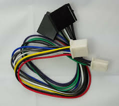 rockford fosgate radio connector pigtail wire harness car auto boat image is loading rockford fosgate radio connector pigtail wire harness car