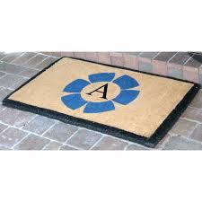monogram rugs rug entry rugs personalised door mats large floor monogrammed outdoor doormats area indoor monogrammed