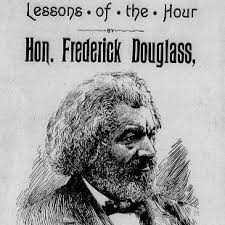 about this collection frederick douglass papers at the library frederick douglass s
