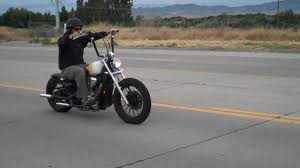 honda shadow 600 vlx shadow bolt on bobber kit ride youtube