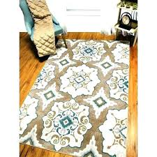 blue and tan rug rugs area green navy teal bath blue and tan rug