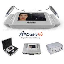 cosmetic digital eyebrow tattoo machine micropigmentation permanent makeup devices