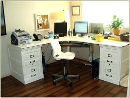 sauder beginnings desk large size of corner computer with hutch white