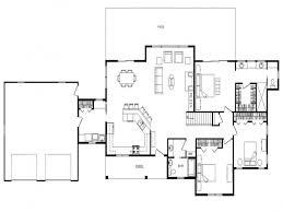 log home open floor plans ranch open floor plan design open concept ranch floor