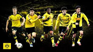 Offizieller kanal von borussia dortmund. Bundesliga Borussia Dortmund S 10 Youngest Debutants Sahin Reyna And One Day Moukoko