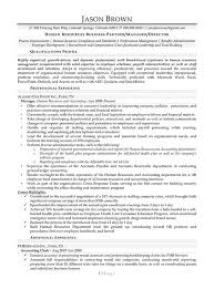 Human Resources Resume New Human Resources Resume Examples Resume Professional Writers