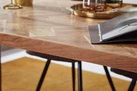 Großer Küchentisch Aus Holz Küchentisch Großer Esstisch Im