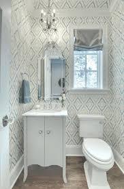 bathroom with chandelier custom built home master