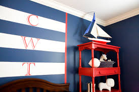 Nautical Bedroom Decor Similiar Red Blue Nautical Bedrooms Keywords