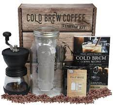 Lactosa, gluten y frutos secos. Craft Connections Cold Brew Coffee Kit Dean S Beans Organic Coffee Company