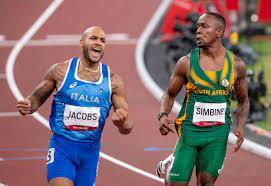 Team sa sprinter akani simbine brimming with confidence ahead of 100m olympic race. 15iuw9bgc14l7m