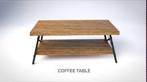 Trent Austin Design Laguna Coffee Table By Trent Austin Design Youtube