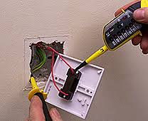 how to replace a light switch made easy check that there is no live your voltage checker having previously checked that the voltage checker is actually working
