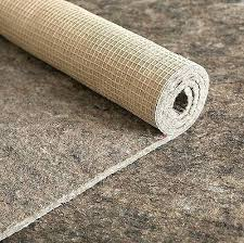 3 of 6 rug pad non skid felt rubber mat cushioned pads for area rugs best cushioned rug pad