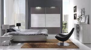 Schlafzimmer Dione Bett Kommode Nachttisch Schrank Grau Emoebel24
