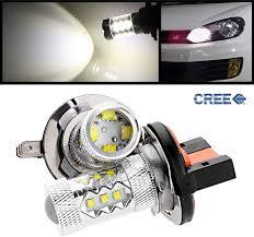 Bmw 1 Series Daytime Running Light Bulb Bslighting 2x H15 Cree Led 80w High Power Headlight Drl Daytime Running Light Adui Vw Bmw