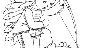 Winter Fun Coloring Pages Printable Funny Summer For Kids Letter