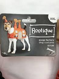 Poop Factory Dog One Piece Building Funny Pet Halloween