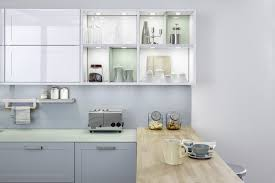 kitchen ambient lighting. While Interior Cabinet Lighting Provides Additional Ambient Light, Under Kitchen Plays A Dual L