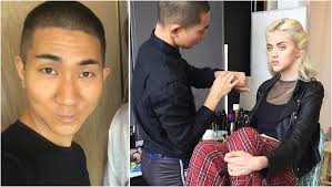 meet the buddhist monk who moonlights as a celebrity makeup artist tokyo based monk kodo nishimura 26 is as religious about the scriptures as he is about