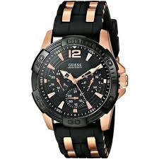 w0366g3 guess sporty black watch 41mm guess sporty w0366g3 men s watch black