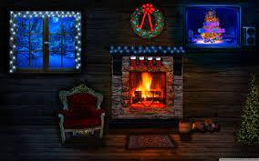 Christmas House Ultra HD Desktop ...