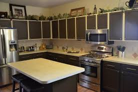 amazing of ideas for painting kitchen cabinets perfect furniture home design inspiration with diy painting kitchen
