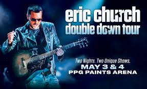 Eric Church Ppg Paints Arena