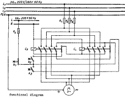 circuits, formulas and tables electrical engineering basic Reversing Contactor Diagram reversing contactor circuits reversing contactor wiring diagram