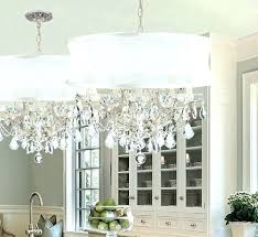 drum light chandelier 3 light hanging drum shade chandelier pendant