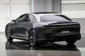 Lucid Motors SPAC shares tank after ...