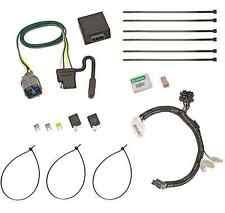 honda pilot trailer hitch 2012 2015 honda pilot trailer hitch wiring kit harness plug play direct t